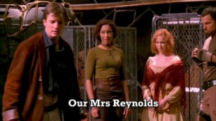 Firefly 01x03 : Our Mrs. Reynolds- Seriesaddict